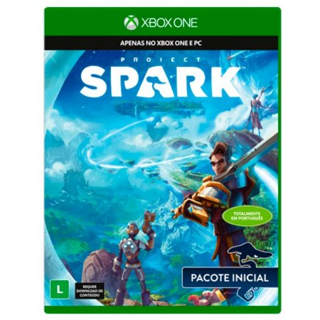 Jogo Project Spark (Pacote Inicial) - Xbox One