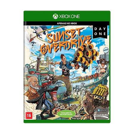 Jogo Sunset Overdrive - Xbox One
