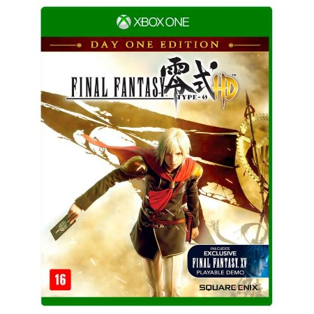 Jogo Final Fantasy Type-0 HD - Xbox One