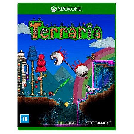 Jogo Terraria - Xbox One