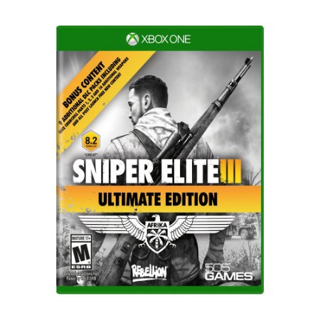 Jogo Sniper Elite III (Ultimate Edition) - Xbox One
