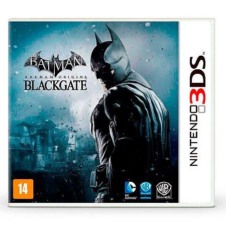 Jogo Batman: Arkham Origins Blackgate - 3DS
