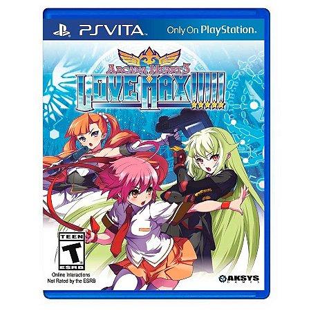 Jogo Arcana Heart 3: Love Max!!!!! - PS Vita