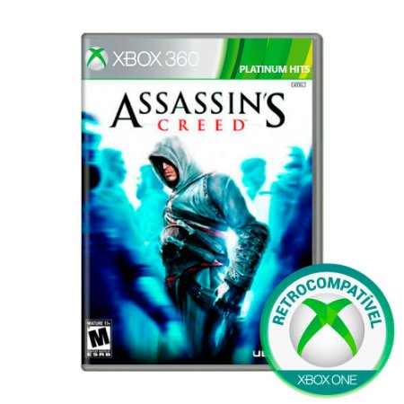 Jogo Assassin's Creed - Xbox 360