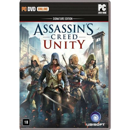 Jogo Assassin's Creed Unity (Signature Edition) - PC