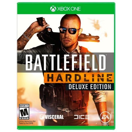 Jogo Battlefield Hardline (Deluxe Edition) - Xbox One