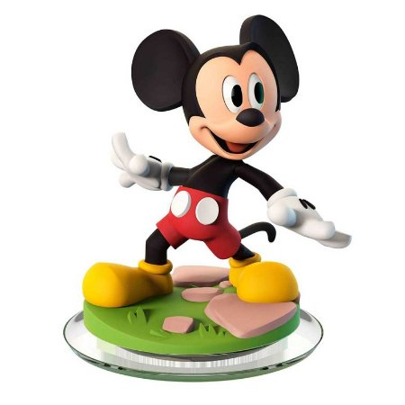 Boneco Disney Infinity 3.0: Mickey Mouse - Multiplataforma