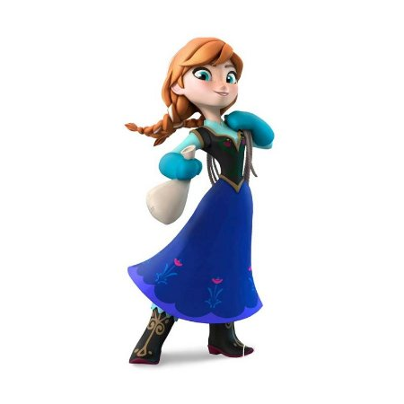 Boneco Disney Infinity: Anna - Xbox 360 e PS3