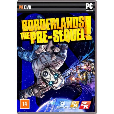 Jogo Borderlands: The Pre-Sequel - PC