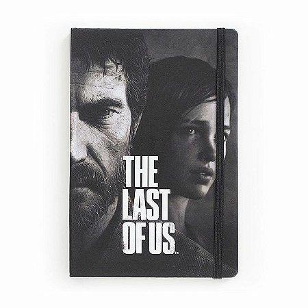 Caderno de Notas The Last of Us PlayStation - Studiogeek