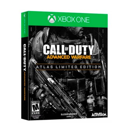 Jogo Call of Duty: Advanced Warfare (Atlas Limited Edition) - Xbox One