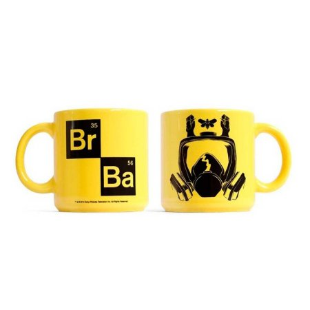 Caneca Breaking Bad Mask - StudioGeek