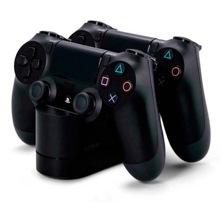 Carregador Sony para 2 Controles Charging Station - PS4