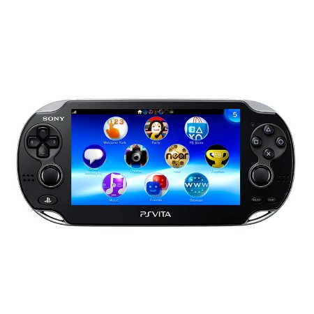 Console PlayStation PS Vita Preto (Australiano) - Sony