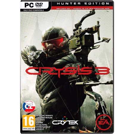 Jogo Crysis 3 (Hunter Edition) - PC