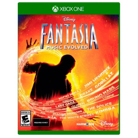 Jogo Disney Fantasia: Music Evolved - Xbox One