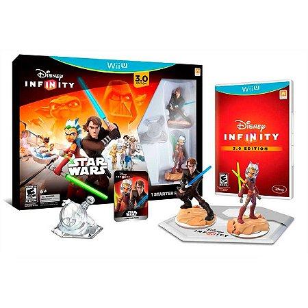 Jogo Disney Infinity 3.0: Star Wars (Starter Pack) - Wii U