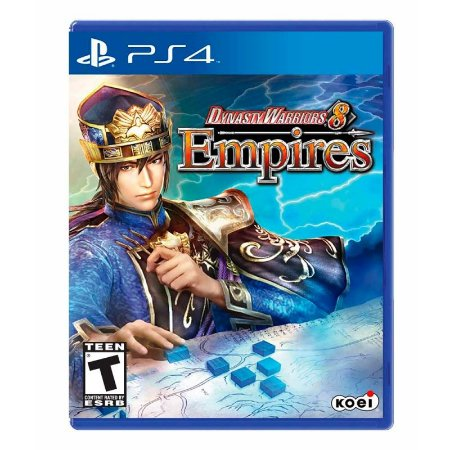 Jogo Dynasty Warriors 8: Empires - PS4