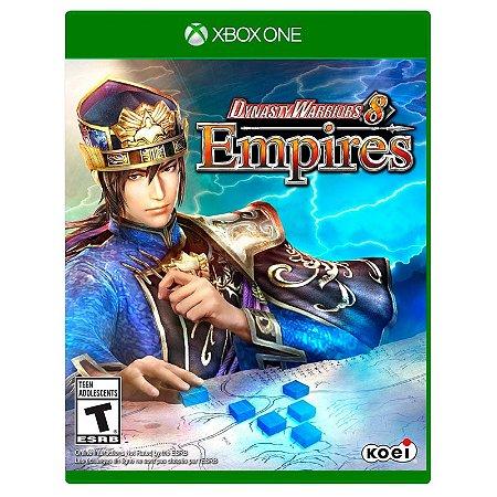 Jogo Dynasty Warriors 8: Empires - Xbox One