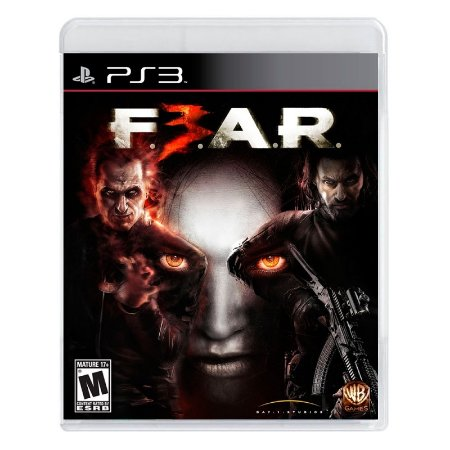 Jogo F.E.A.R. 3 - PS3