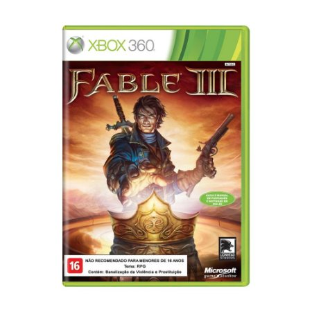 Jogo Fable lll - Xbox 360