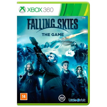 Jogo Falling Skies: The Game - Xbox 360