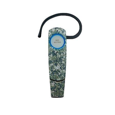 Headset Sony Camuflado Bluetooth 2.0 - PS3