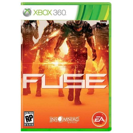 Jogo FUSE - Xbox 360