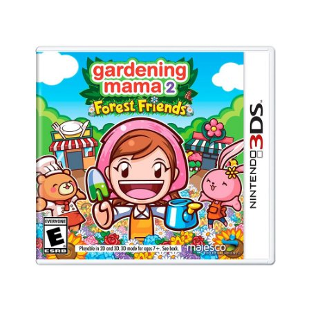 Jogo Gardening Mama 2: Forest Friends - 3DS