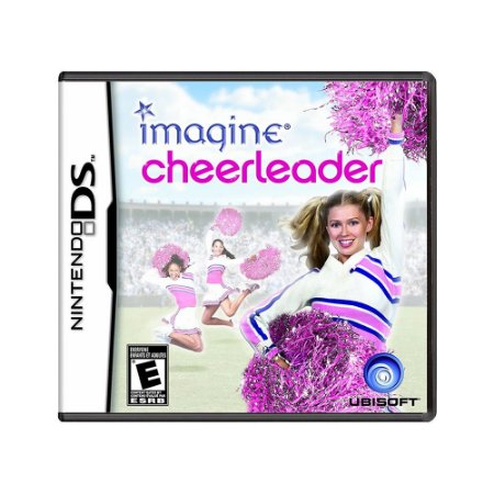 Jogo Imagine Cheerleader - DS