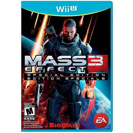 Jogo Mass Effect 3 (Special Edition) - Wii U