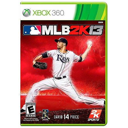 Jogo MLB 2K13 - Xbox 360