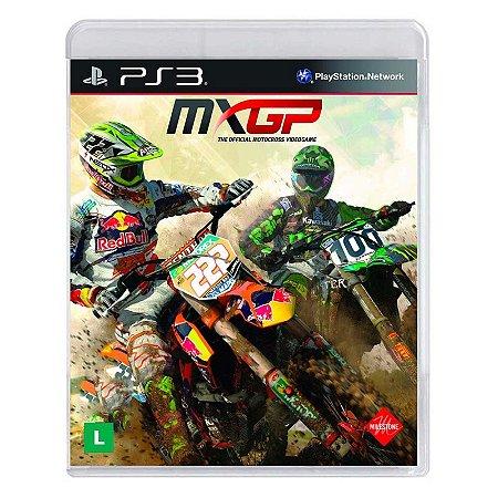 Jogo MXGP - PS3