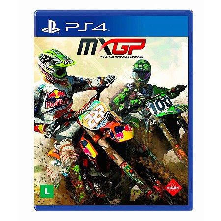 Jogo MXGP - PS4