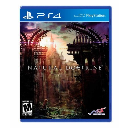 Jogo Natural Doctrine - PS4