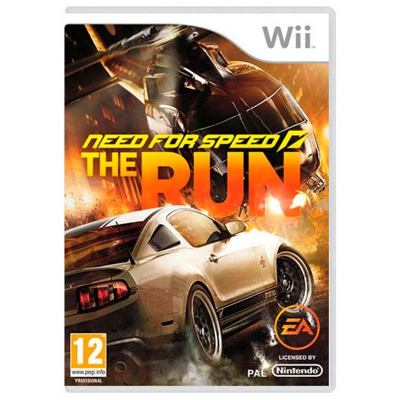 Jogo Need for Speed The Run - Wii