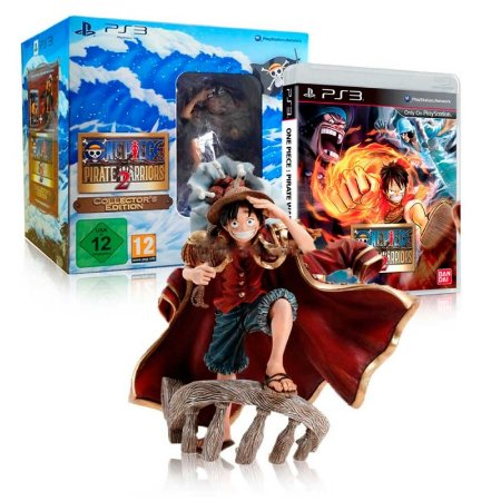 Jogo One Piece Pirate Warriors 2 (Collectors Edition) - PS3