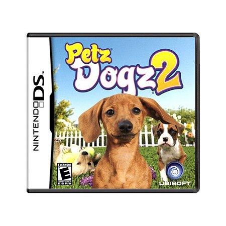Jogo Petz Dogz 2 - DS
