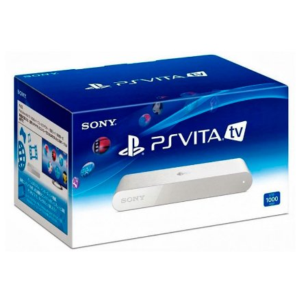 Console PlayStation PS Vita TV Branco - Sony