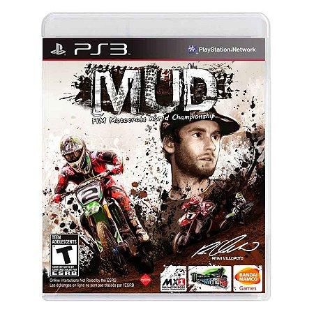 Jogo MUD: FIM Motocross World Championship - PS3