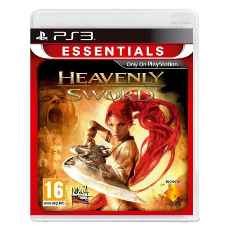 Jogo Heavenly Sword - PS3