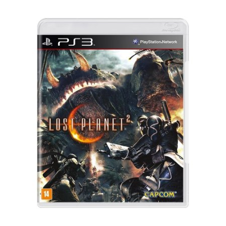 Jogo Lost Planet 2 - PS3