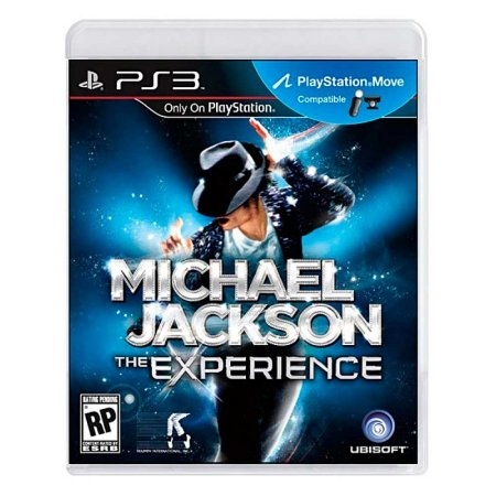 Jogo Michael Jackson: The Experience - PS3