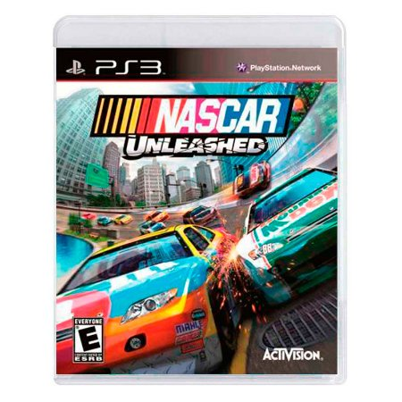 Jogo NASCAR Unleashed - PS3