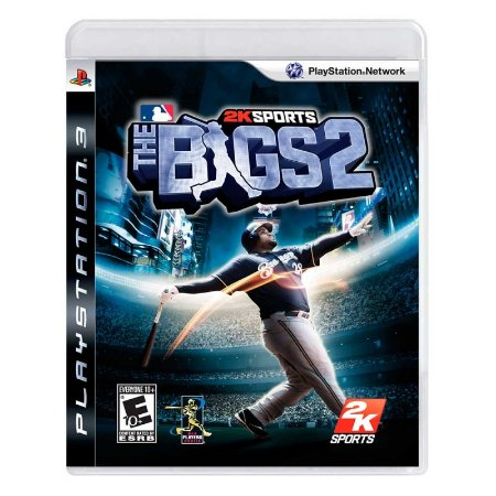 Jogo The Bigs 2 - PS3