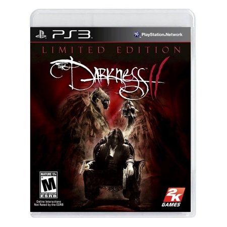 Jogo The Darkness II (Limited Edition) - PS3