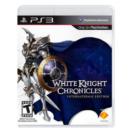 Jogo White Knight Chronicles (International Edition) - PS3