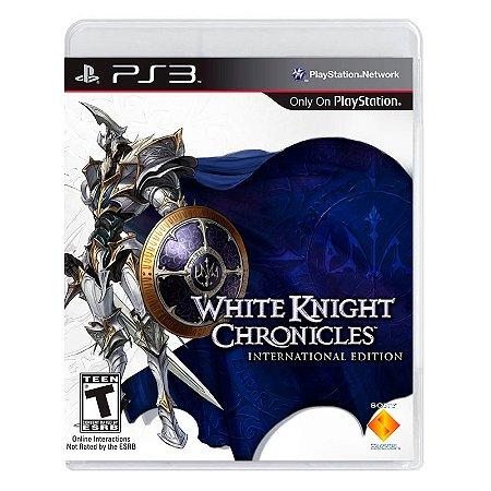 Jogo White Knight Chronicles (International Edition) - PS3