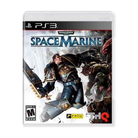 Jogo Warhammer 40,000: Space Marine - PS3