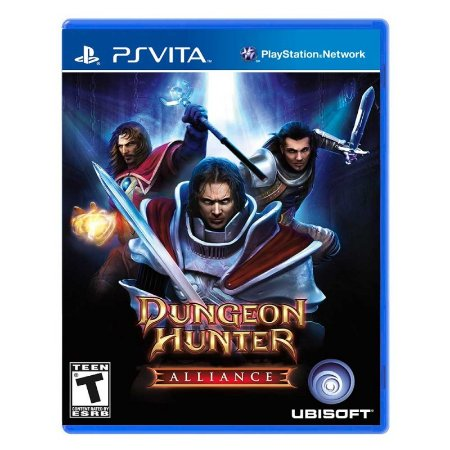 Jogo Dungeon Hunter: Alliance - PS Vita